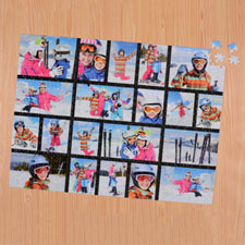 Collage puzzle