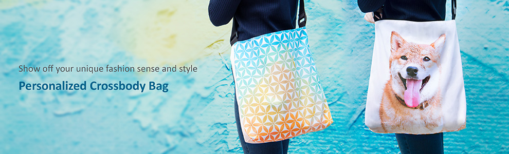 Personalized Crossbody Bags