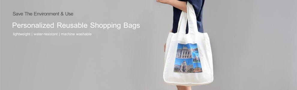 personalized shopping bag image