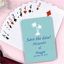 Palm Tree Personalized Wedding