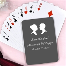 Silhouettes Personalized Marriage