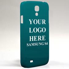 Custom Imprint 3D Samsung Galaxy S4 Slim Case