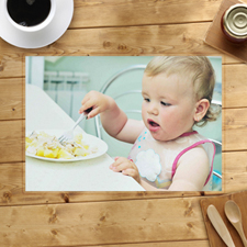Personalized Kids Dinner Fun Placemats