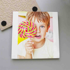 Personalized Photo Tile Coaster