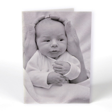 Personalized It's A Boy Greeting Cards