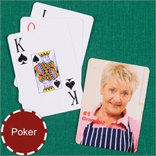 Poker Size Jumbo Index Playing Cards