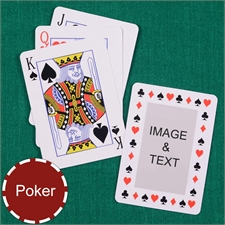 Poker Timeless Standard Index Playing Cards