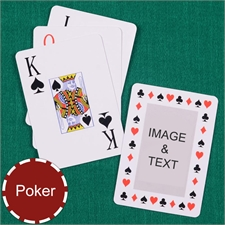 Poker Timeless Jumbo Index Playing Cards