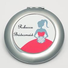 Bridesmaids, Fuchsia