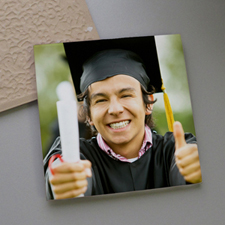Custom Graduation Ceramic Tile