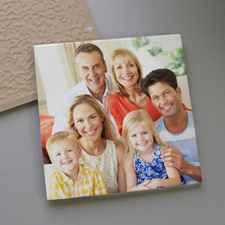 Custom Love Family Ceramic Tile
