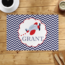 Personalized Plain Placemats