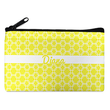 Lemon Greek Personalized Cosmetic Bag