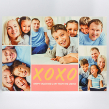 You'Re Sweet Personalized Photo Valentine Card, 5X7 Flat
