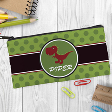Design Your Own Dinosaur Pencil Case