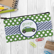 Design Your Own Car Pencil Case