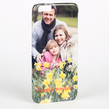 Personalized Printed Photo Gallery, iPhone 6+ Case Cover