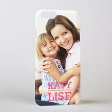 Photo And Name iPhone 6 Case