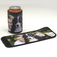 Photo Gallery Personalized Can And Bottle Wrap