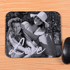 Personalized Love Mouse Pad