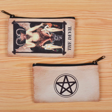 Personalized Custom Tarot Bag (4 X 7 Inch)