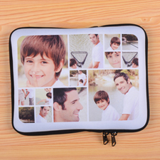 Instagram Thirteen Collage Ipad Sleeve_Copy