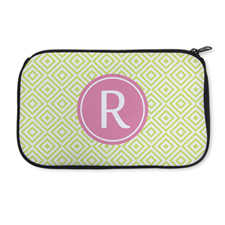 Personalized Neoprene Square Cosmetic Bag (6 X 10 Inch)