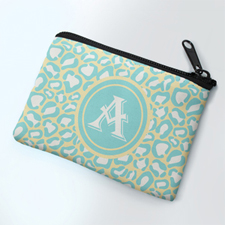 Colorful Skin Personalized Coin Purse