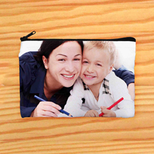 Personalized Photo Cosmetic Bag (2 Side Same Image)