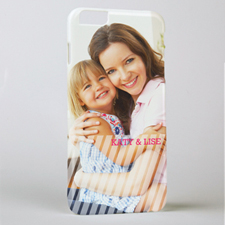 Simple Stripe Personalized iPhone 6+ Case