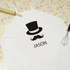 Men Personalized Adult Apron