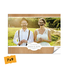 Create Your Softcover Wedding Photo Book 7X9