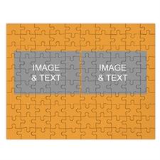 Two Collage Photo Puzzle, Mango