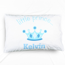 Little Prince Personalized Name Pillowcase