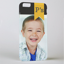 Signature Personalized Photo iPhone 6+ Phone Case