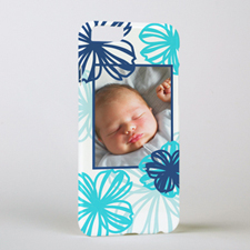 Blooming Personalized iPhone 6 Case