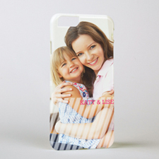 Simple Stripe Personalized iPhone 6 Case