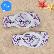 Plum Sea Star, Kids Medium