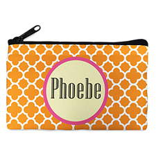 Carol Clover Personalized Small Cosmetic Bag (4