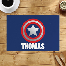 Star Personalized Placemat