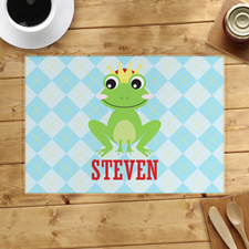 Frog Personalized Placemat