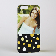 Shinning Dot Personalized Photo iPhone 6 Case