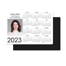 2018 Personalized Portrait Calendar Magnet 3.5