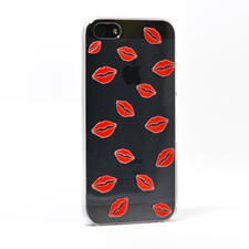 Kiss Custom Raised 3D iPhone 5 Case