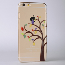 Family Tree Custom Raised 3D iPhone 5 Case