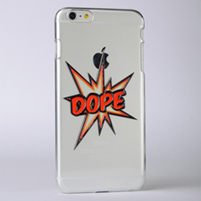 Custom Imprint Raised 3D iPhone 5 Case
