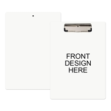 Custom Full Color Imprint Clipboard (Front Only)
