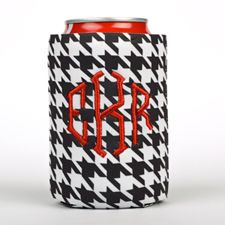 Houthsmoth Embroidery Personalized Can Cooler
