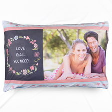 Love Personalized Photo Pillowcase