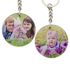 Personalized Acrylic Keychain Round 2